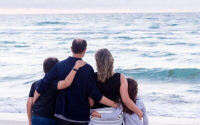 Er familielivet hårdt? Det er ok. Bare tal om det
