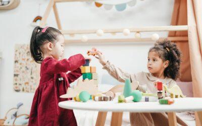 Stimulerende leg til børn i alle aldre