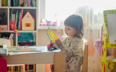Indret børneværelset med de rette kreative muligheder