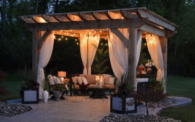 Pergola – elegant overdække til din terrasse