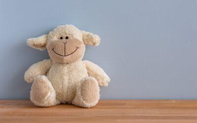 Gurli Gris bamse – Perfekte sovemakker til den lille